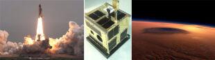 Koniec misji wahadłowców i polski satelita. Rok 2011 w astronautyce