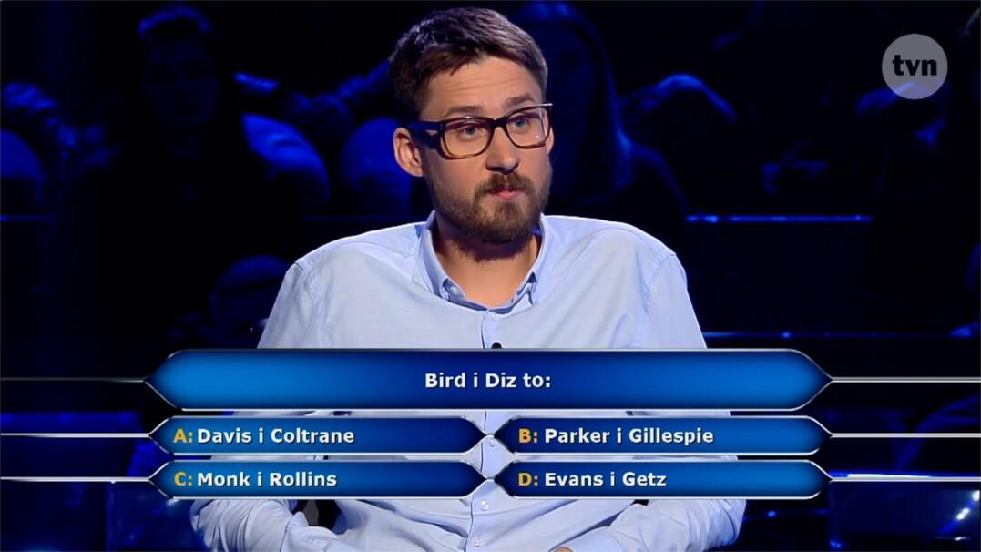 """Pytanie o """"Bird i Diz"""" za 20 tysięcy złotych"""
