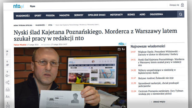 Kolejna redakcja informuje: P. chciał do nas TVN24