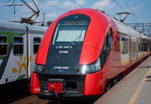 Modernizują stację w Rembertowie: odwołane pociągi, wyłączone tory