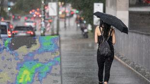 Kolejne dni pochmurne i deszczowe. Niewykluczone są burze