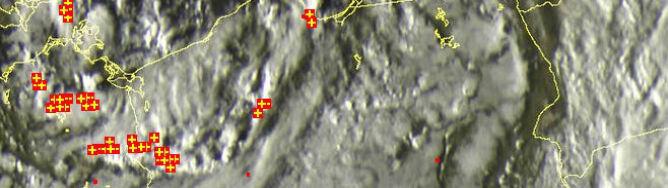 Burz przybyło, grzmi nad trzema regionami. Cumulonimbusy m.in. w okolicach Gdańska
