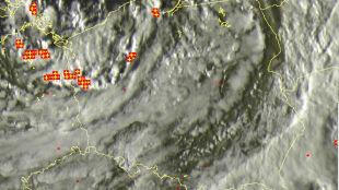 Coraz mniej burz w Polsce. Grzmi nad dwoma województwami