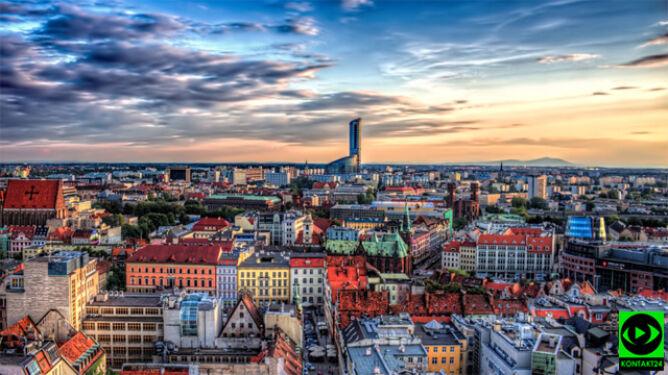 Prognoza pogody na dziś: we Wrocławiu kulminacja ciepła i burz