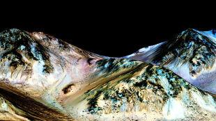 Na Marsie jest woda w stanie ciekłym. To przełomowe odkrycie